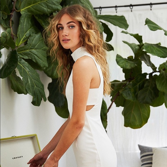 2cad07f7a20d NWT Stone Cold Fox Amalfi Gown in White